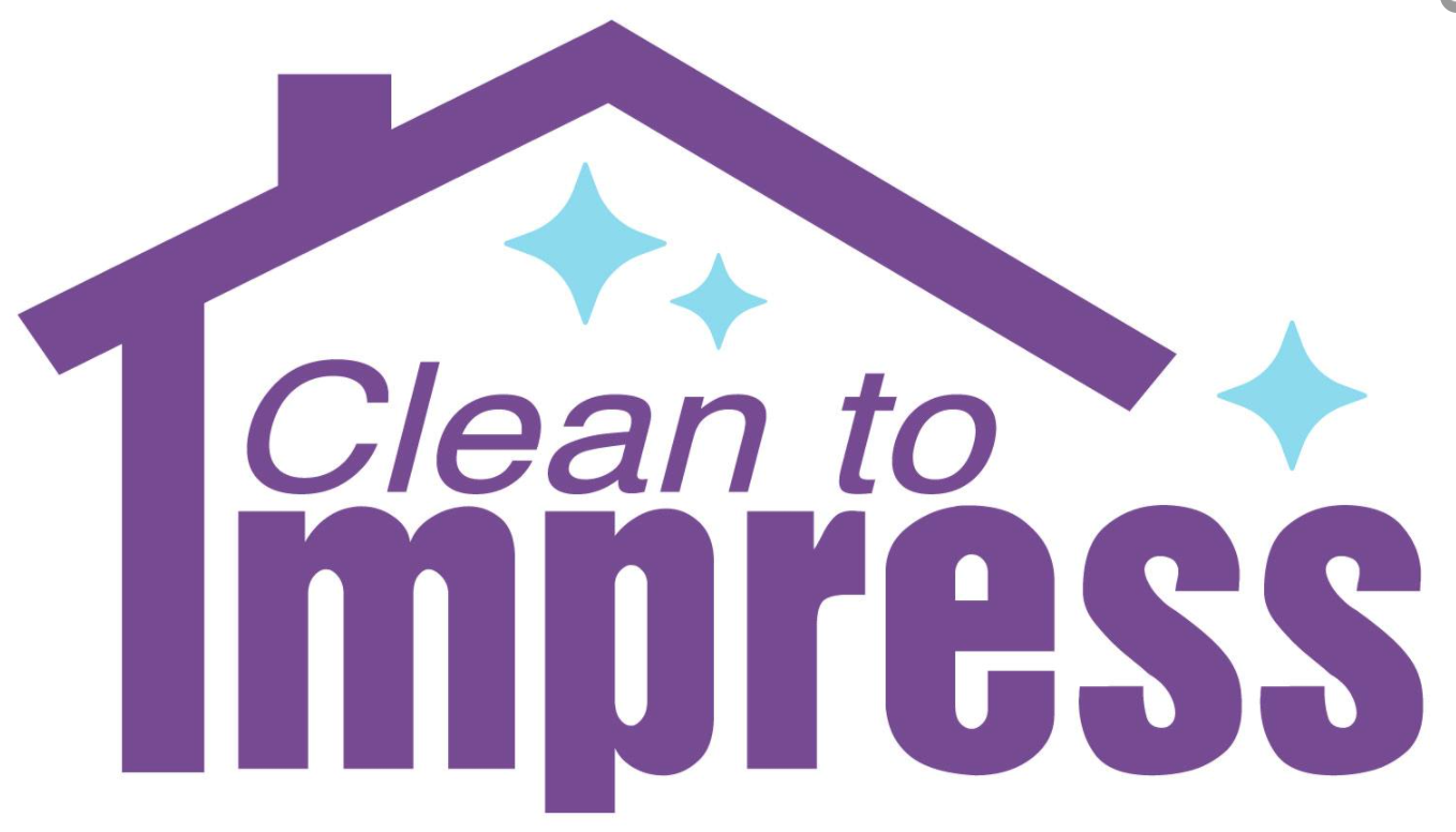 company logo with a house and written business name