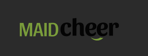 company logo with grey backround and black and green detailing