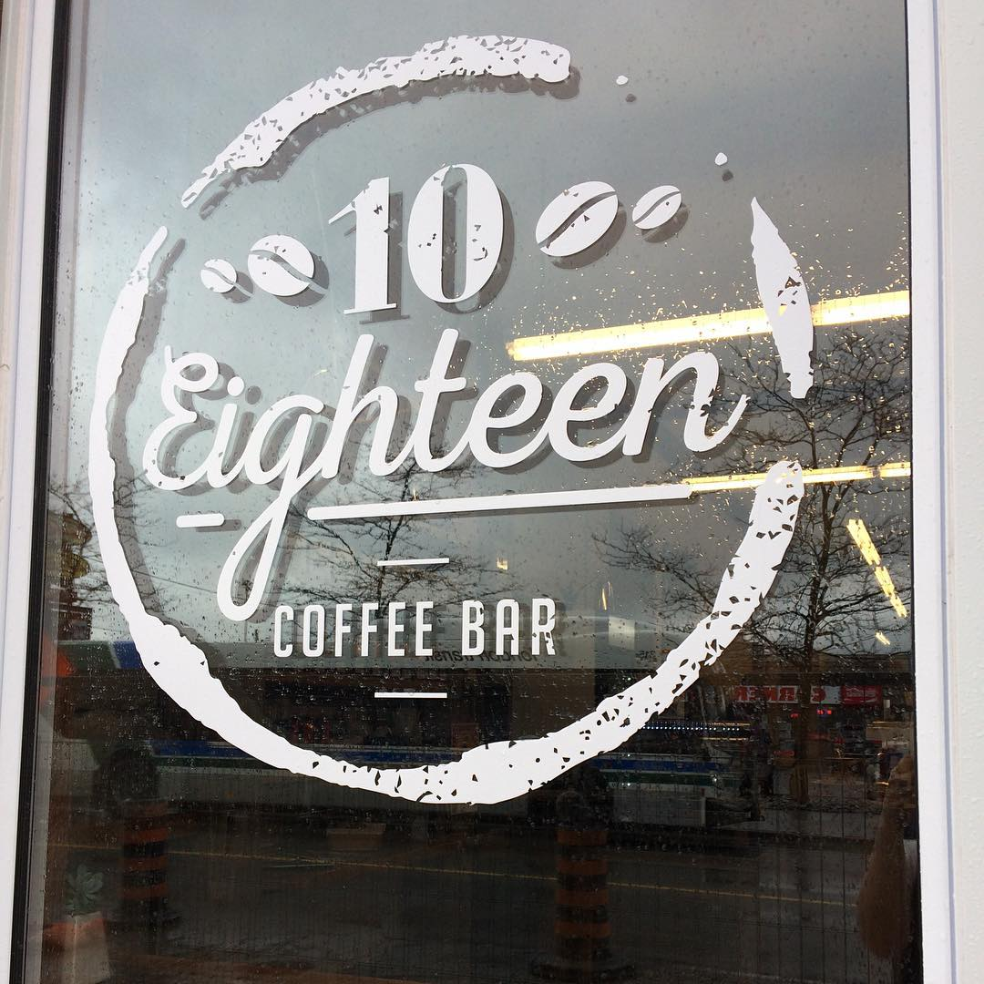 10 Eighteen Coffee Bar