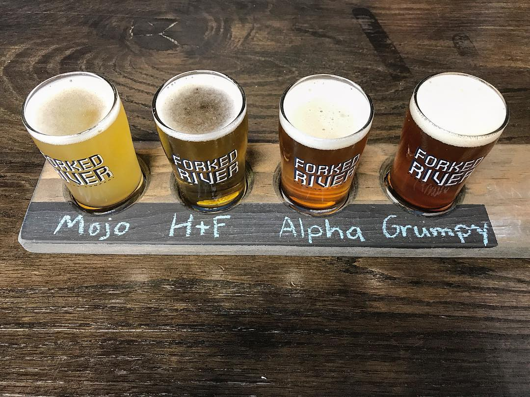 #businessoftheweek Forked River Brewing Company