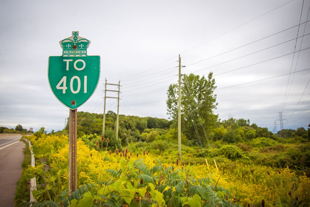 401 Sign