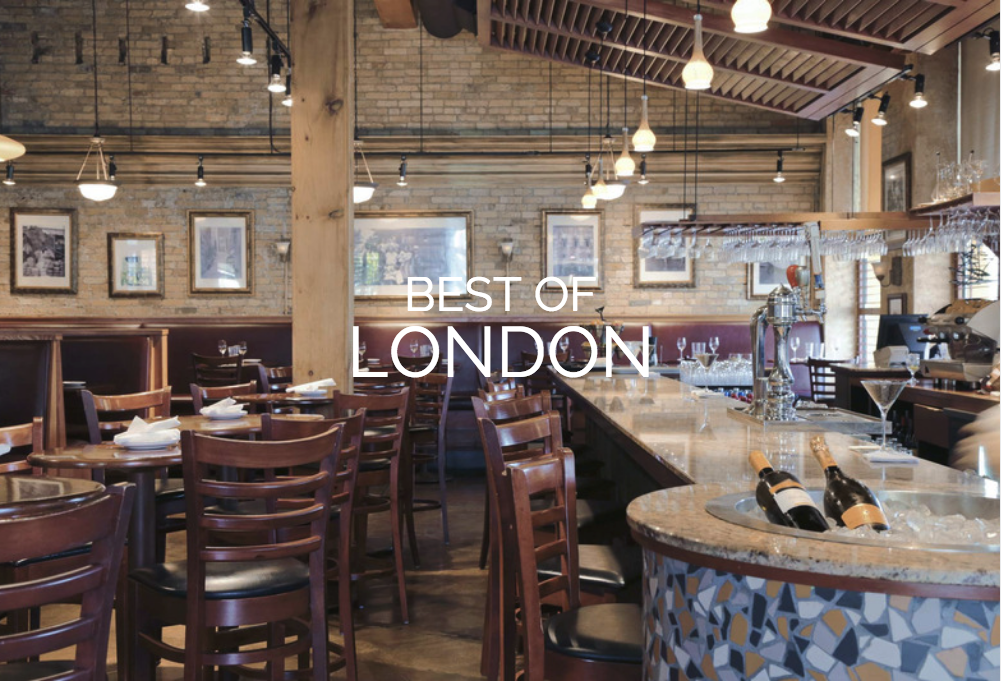 The Best of London Italian Restaurants