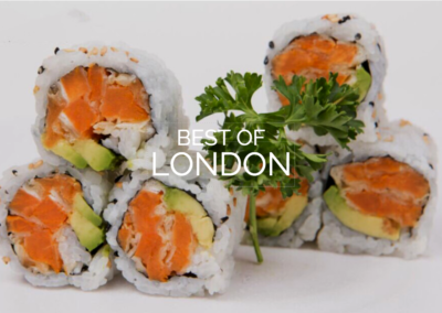 The Best Sushi Restaurants in London