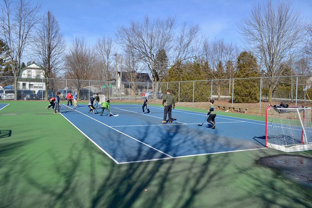 Thorndale tennis courts london ontario