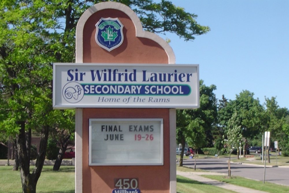 Sir Wilfrid Laurier High School, London, Ontario