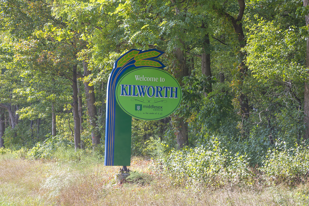 Welcome to Kilworth London, Ontario