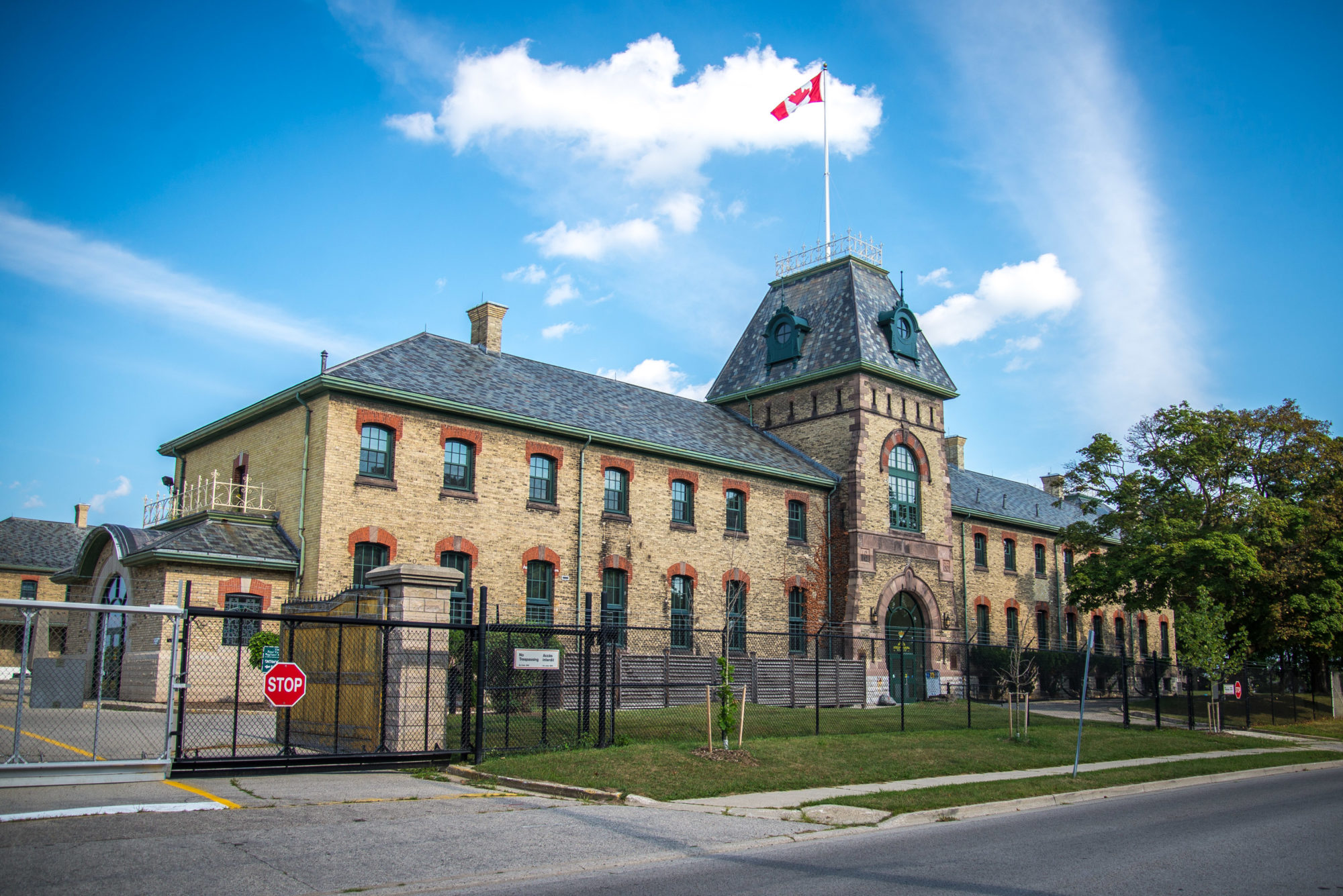Wolseley Barracks in Carling Heights, London, Ontario