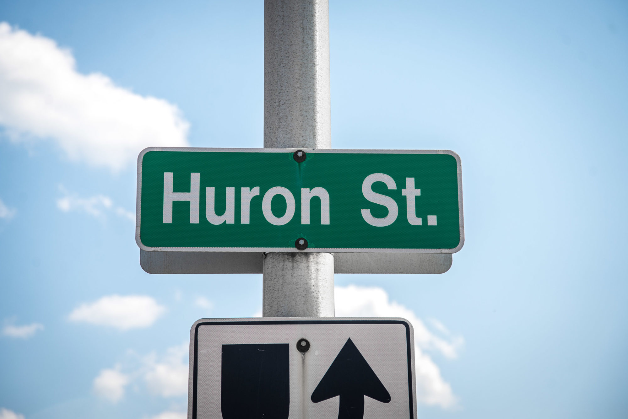 Huron St. London Ontario