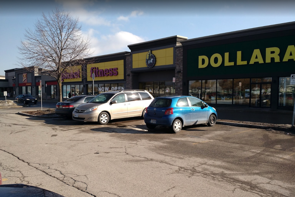 Dollarama, Bellwood Park, London Ontario