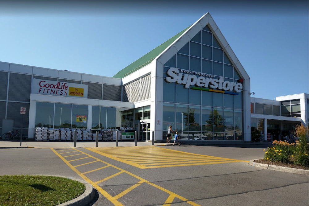 The Real Canadian Super Store in Bellwood Park, London, Ontario