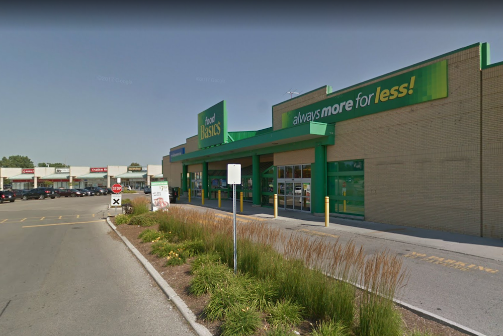 Food Basics in Berkshire Village, London, Ontario