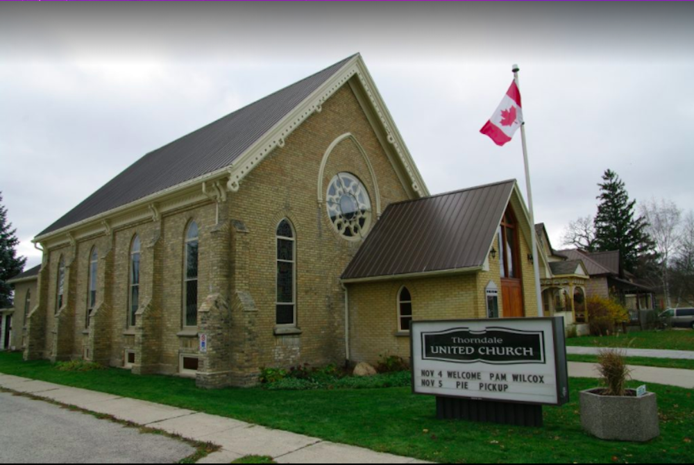 Thorndale United Church, London, Ontario