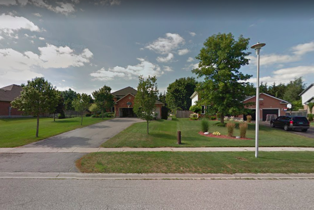 Neighbourhood in Thorndale, London, Ontario