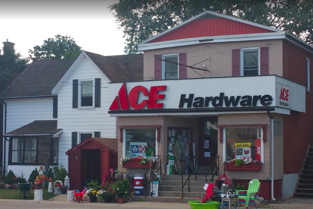 Ace Hardware in Thorndale, London, Ontario
