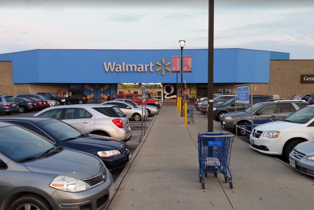 Walmart Whiteoaks, London, Ontario