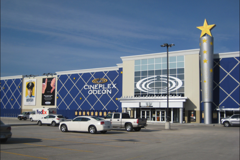 Cineplex Westmount, London, Ontario