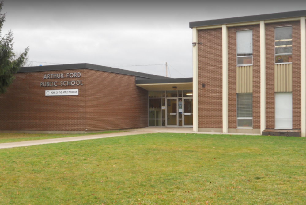 Arthur Ford Public School London, Ontario