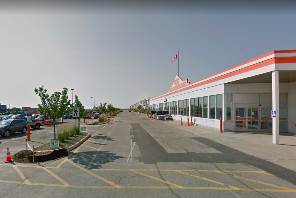 The Home Depot in Andover Trails London, Ontario