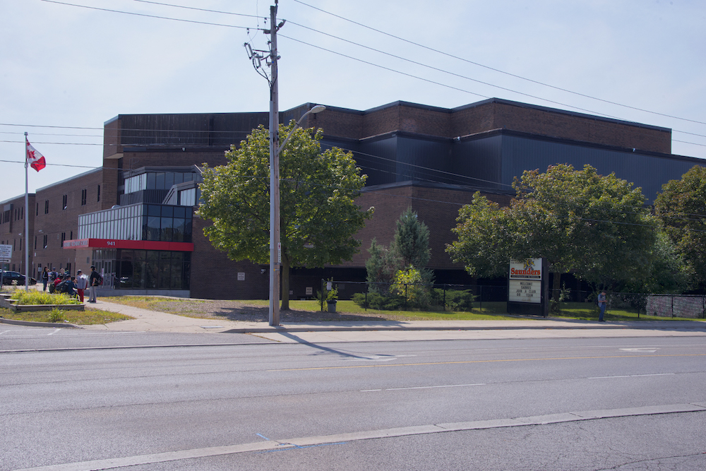 Westmount Saunders High School