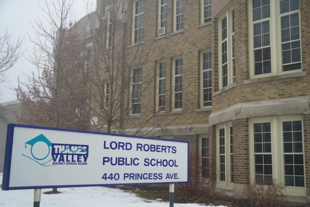 Lord Roberts Public School, London, Ontario