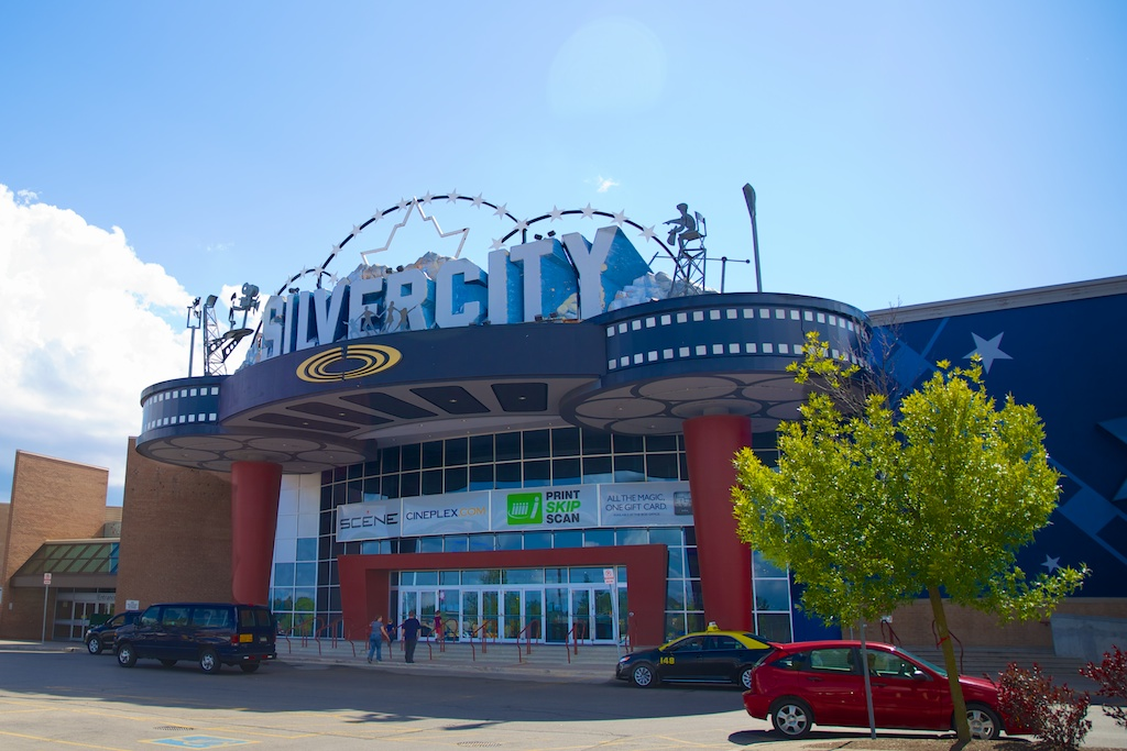 Silver City Cineplex Movie Theatre London