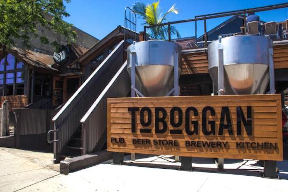 Toboggan Brewing Company London, Ontario