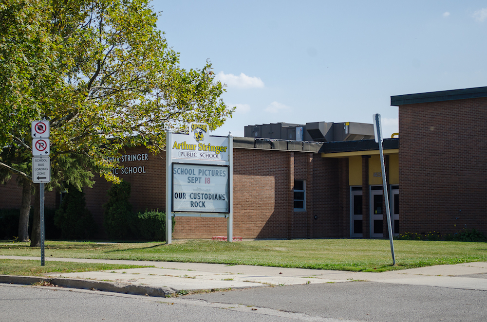 Arthur Stringer Public School, London, Ontario