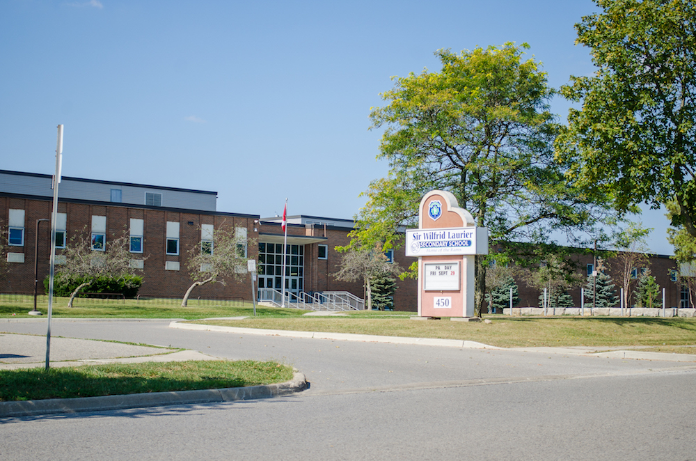 Laurier High School, London, Ontario
