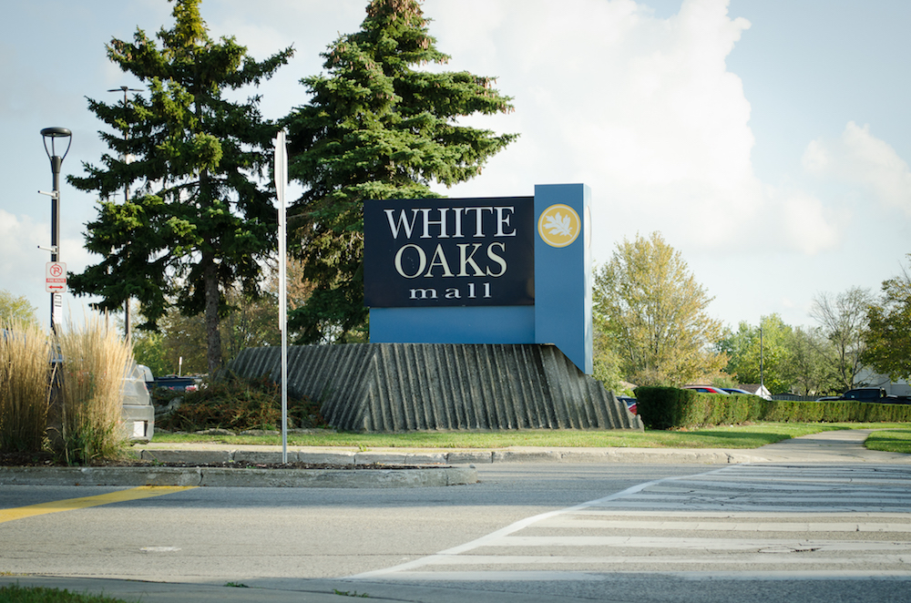 White Oaks Mall, London, Ontario