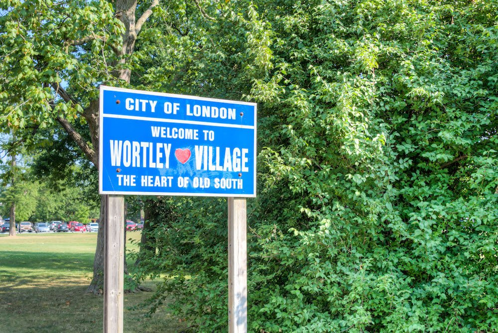 Welcome to Wortley Village