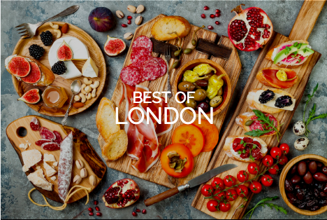 best of london vegan restaurants