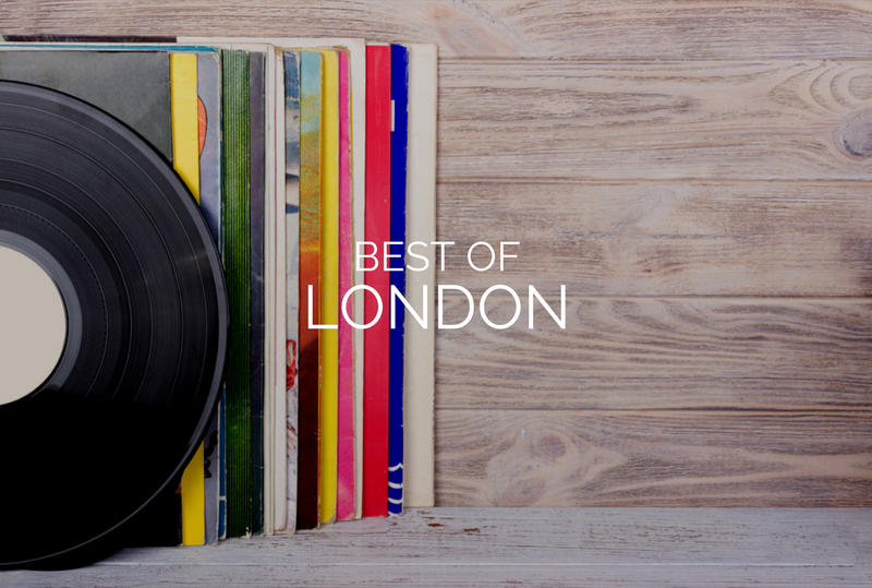 Best record stores in London