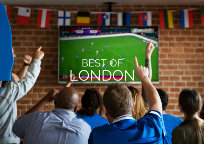 The Best Places to Watch the World Cup in London