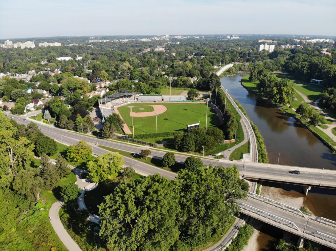 Labatt Park - Home of the London Majors