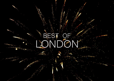 The Best Places to Watch Fireworks in London