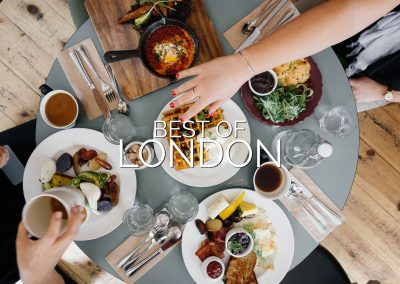 The Best Brunch Spots in London