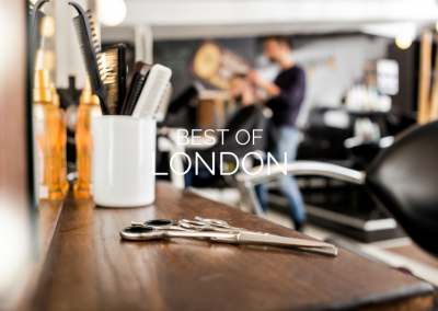 The Best Hair Salons and Barber Shops in London