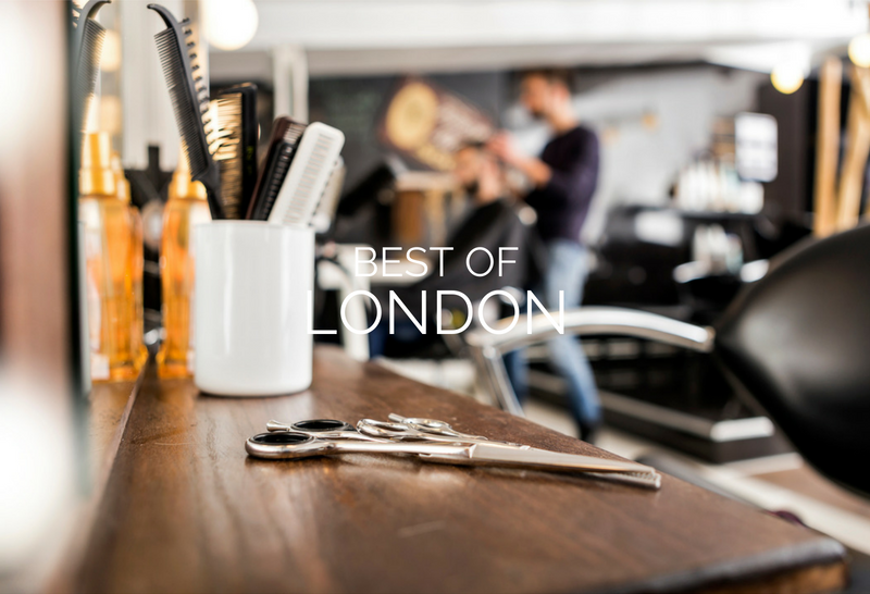 Best of London Hair Salons