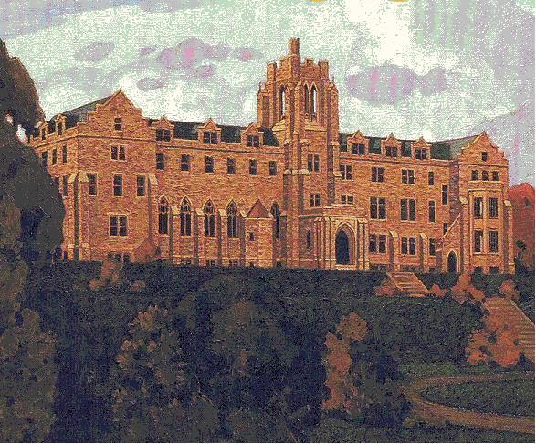 Brescia University College in 1919