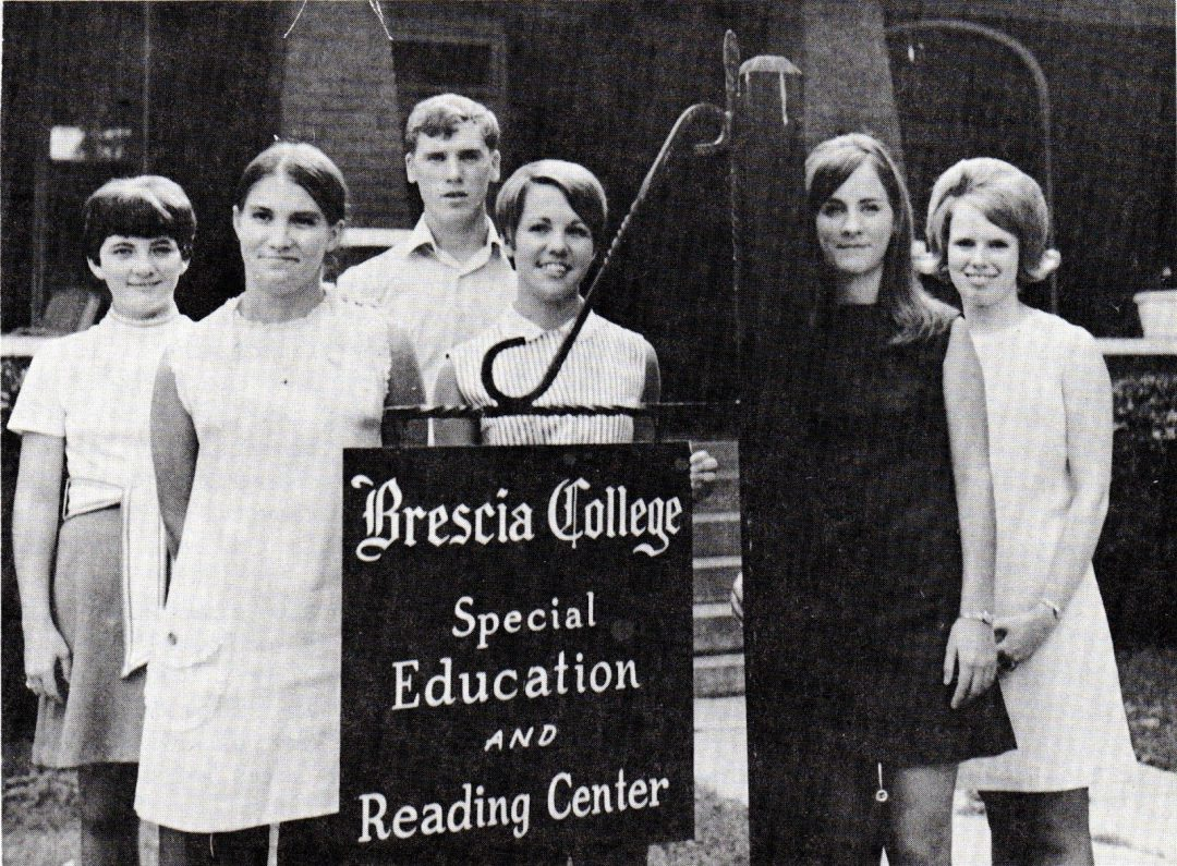 The First Brescia Students