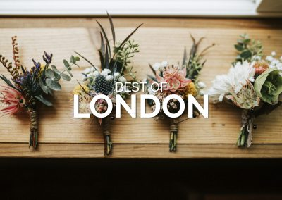 The Best Florists in London