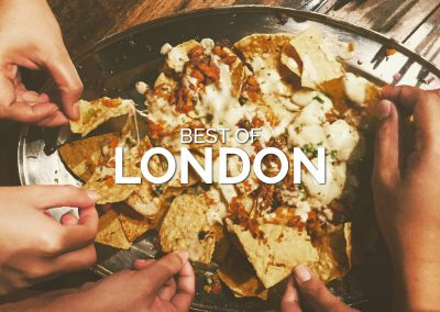 Best Nachos in London