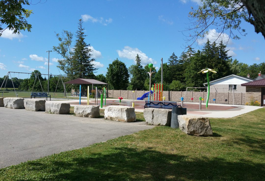 Thorndale Splash Pad