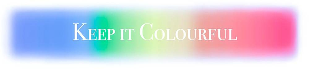 Keep it Colourful Logo