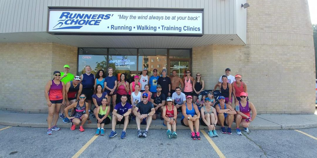 Best Running Stores - Runners Choice