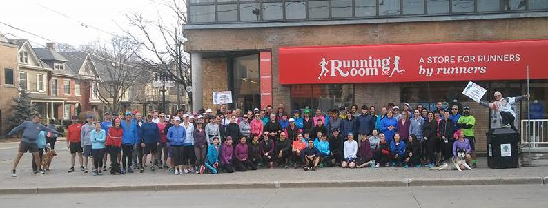 Best Running Stores - Running Room