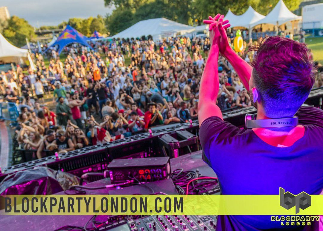 BlockParty London