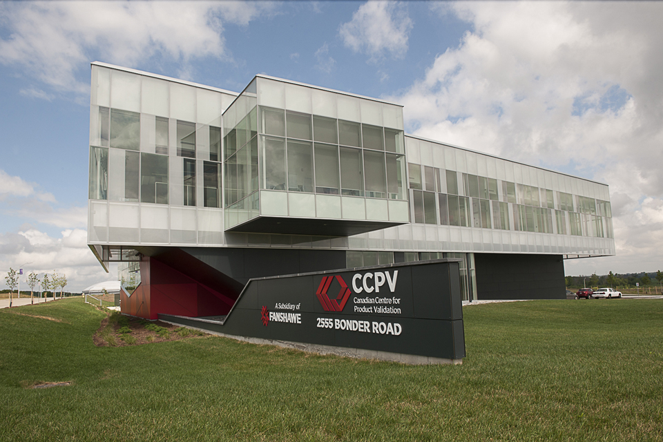 Fanshawe College - Canadian Centre for Product Validation (CCPV)