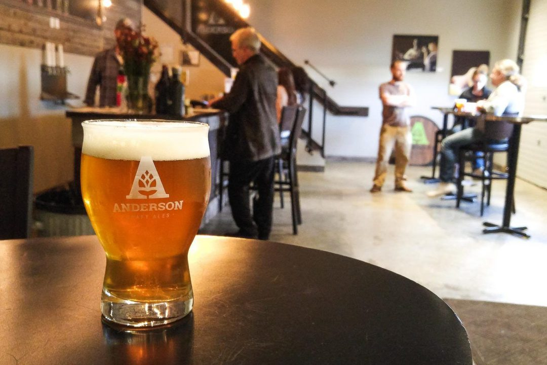 London's Craft Beer - Anderson