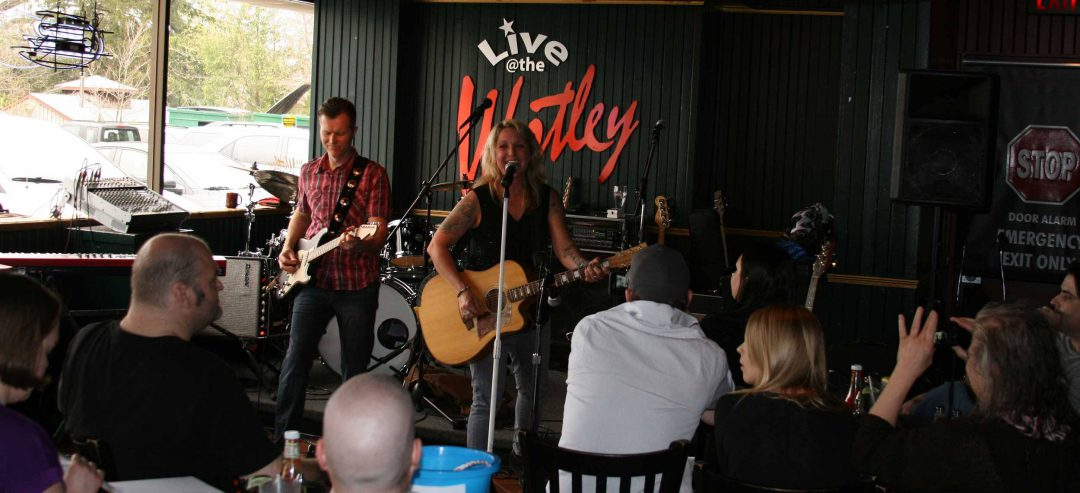 Live music at the Wortley Roadhouse